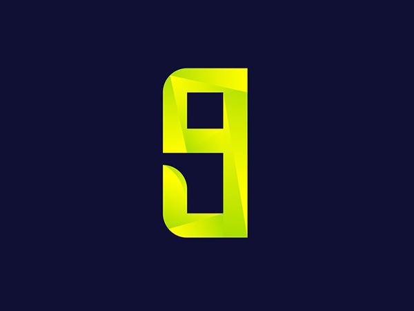 Modern Letter G logo by Designer Farsi