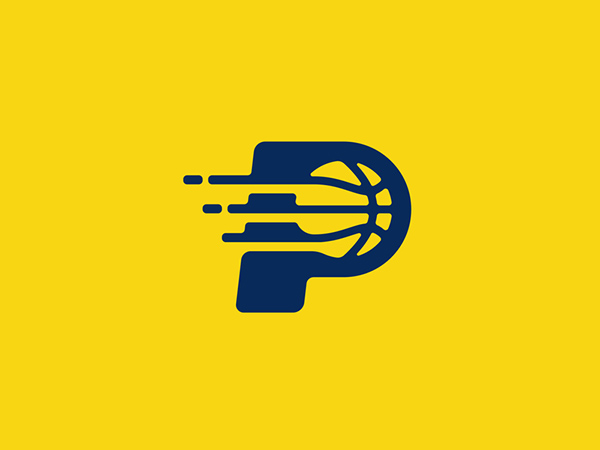 Indiana Pacers (NBA) Logo Redesign by Dalius Stuoka