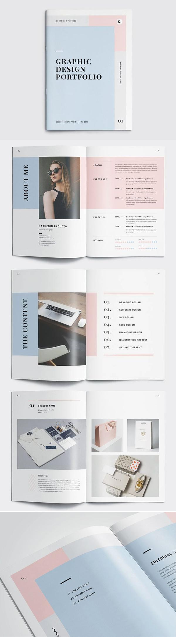 Creative Graphic Design Portfolio