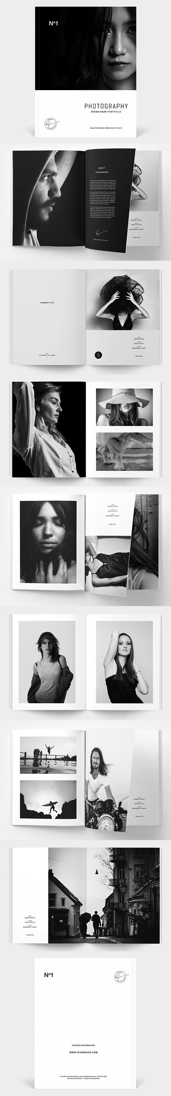 Clean Photography Portfolio