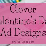 15 Clever Valentine's Day Ad Designs