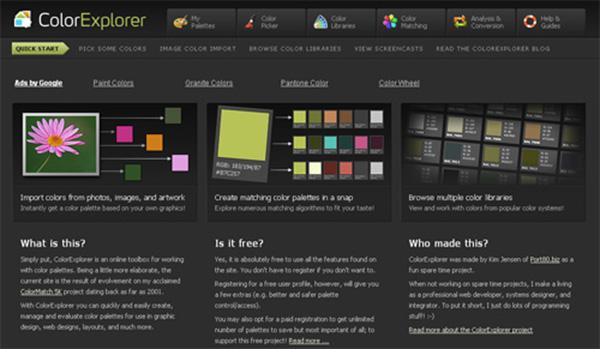 Color-Explorer