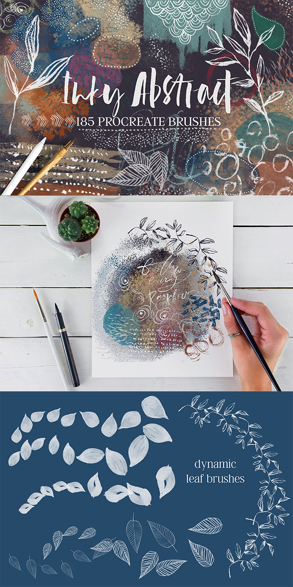 50 Best Procreate Brushes For 2021 - 42