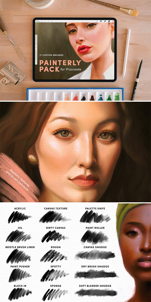 50 Best Procreate Brushes For 2021 - 45