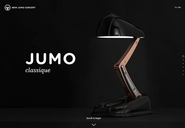 Dark Mode Web Design
