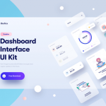 Free dashboard UI kit