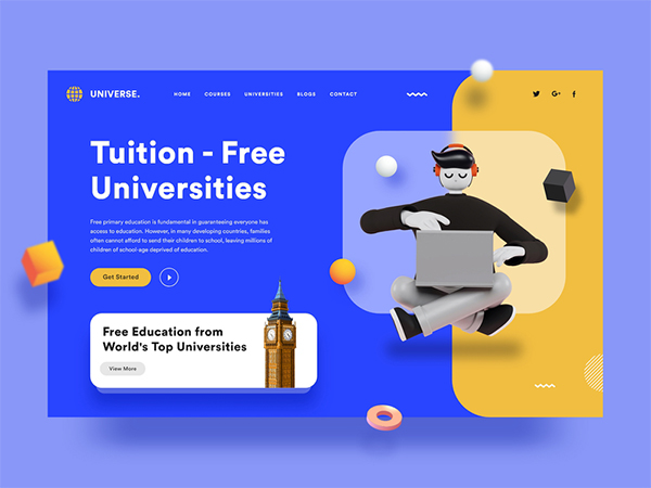 Education FREE XD