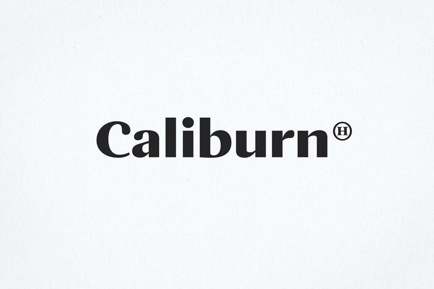 Caliburn Vintage Sans Serif Font