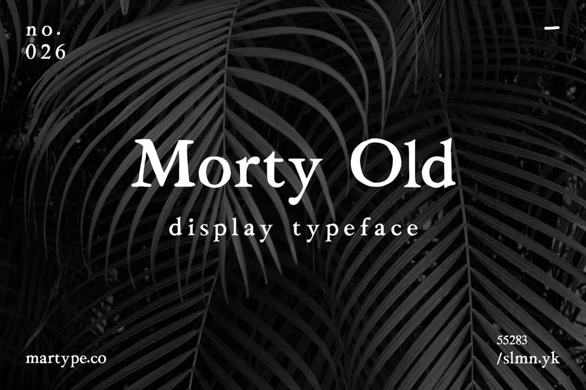 humanist old style typefaces