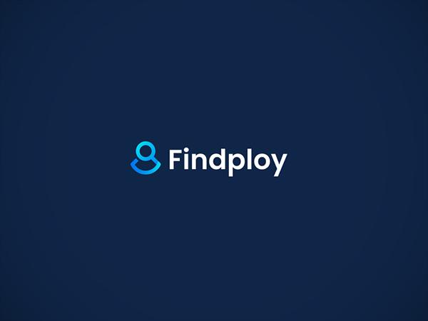 Findploy Logo Design by Hassan Pervez