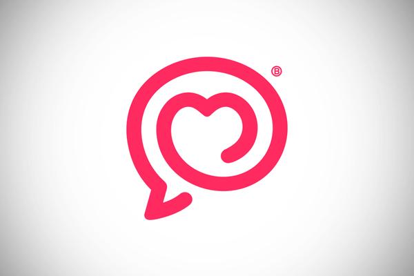 Love chat mark by Vadim Korotkov