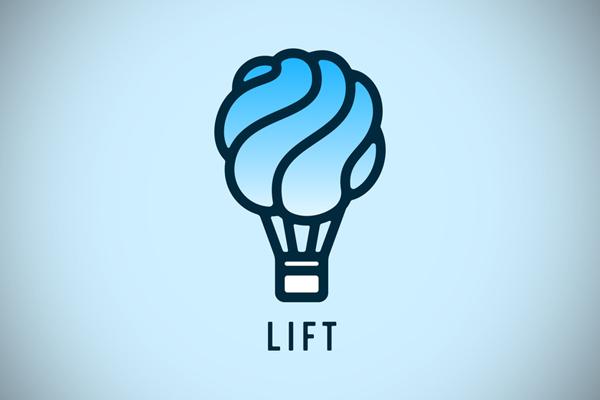 Lift Logo by Joel Williams