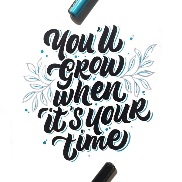 30 Remarkable Lettering Quotes and Typography Designs for Inspiration - 13