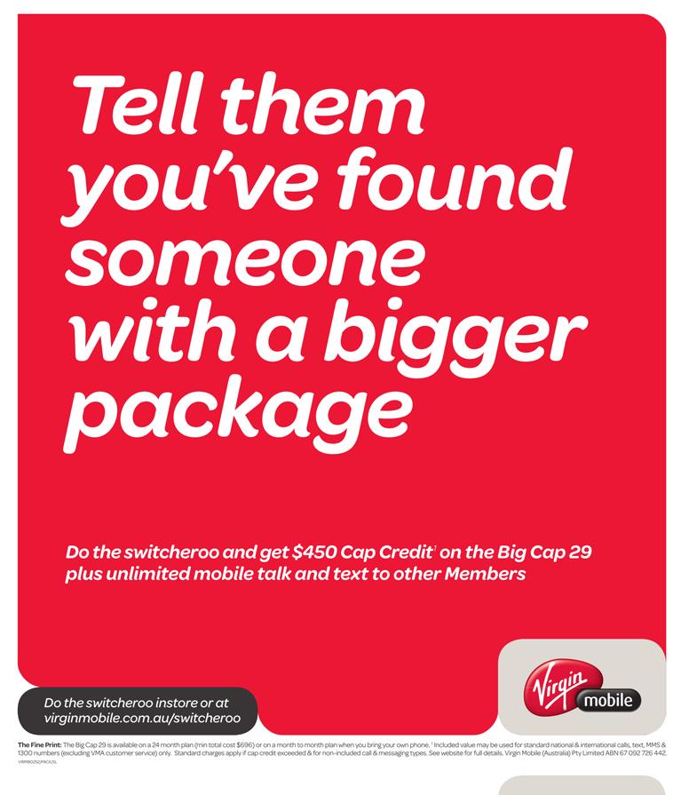 Virgin Mobile Valentine's Day Ad