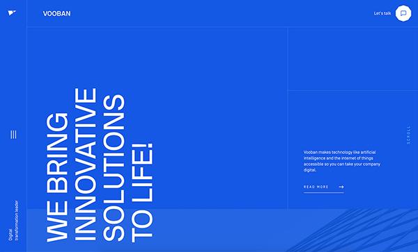 Web Design: 34 Modern Website UI / UX Design Examples - 12