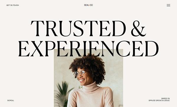 Web Design: 34 Modern Website UI / UX Design Examples - 19