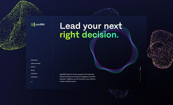 Web Design: 34 Modern Website UI / UX Design Examples - 33