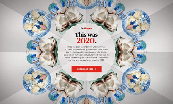 Web Design: 34 Modern Website UI / UX Design Examples - 7