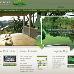 30 Stunning Green-Colored Web Design Layouts