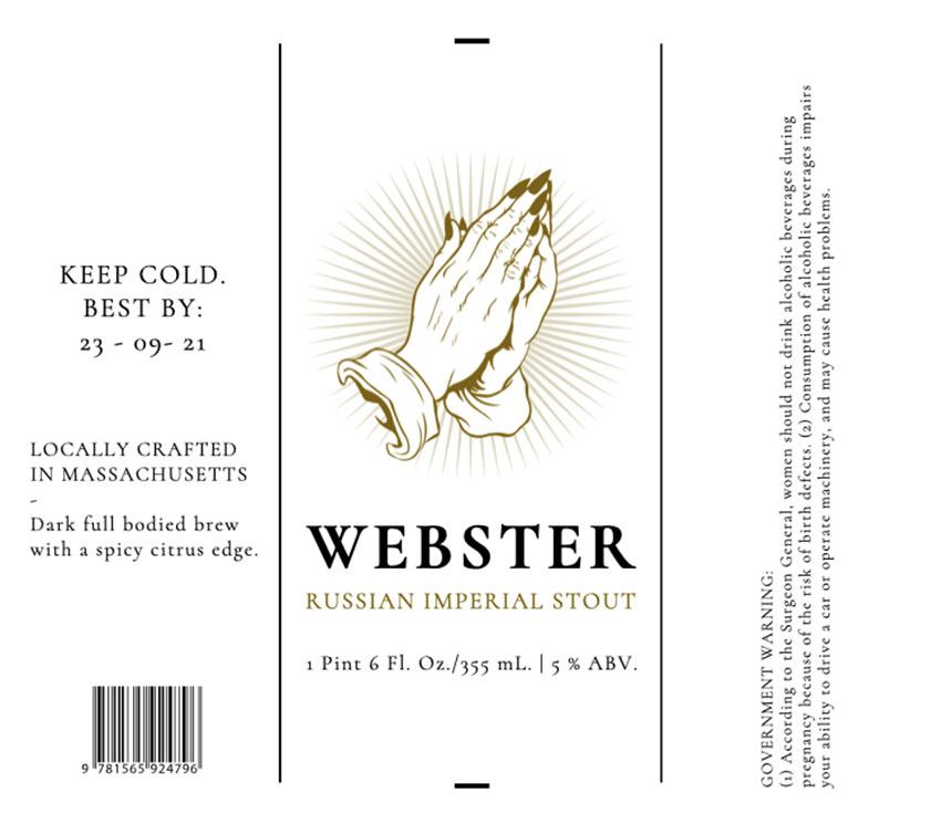 Beer Bottle Label Template