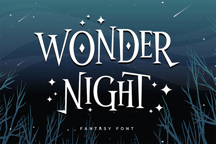 Fantasy Font Online