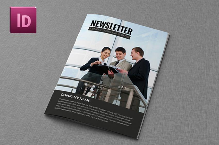 Multipurpose real estate newsletter template