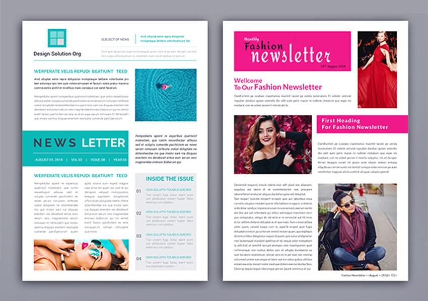 Realtor newsletter bundle