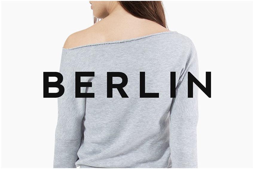 BERLIN Envato Elements Font