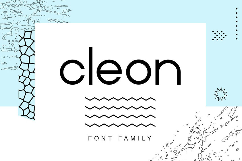 Cleon Sans Web Font