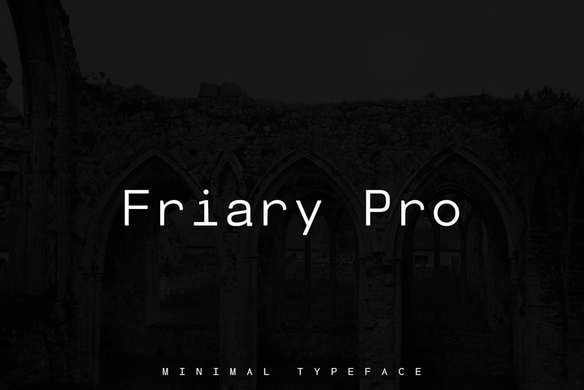Friary Envato Elements Fonts
