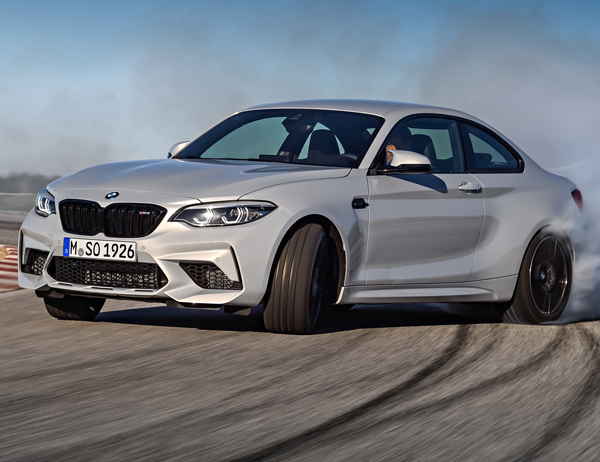 BMW M2 Competition Photo - 3