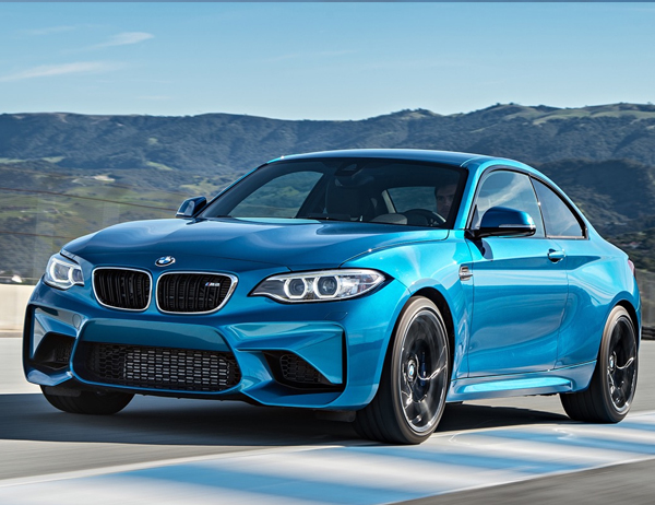 BMW M2 Competition Photo - 4