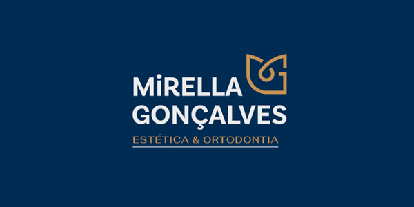 Logo - Mirella Goncalves - Visual Brand by Klayton Fadul