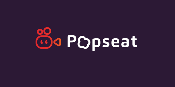 Logo - Popseat Brand Visual Identity by Renata Caraih