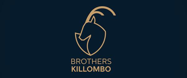 Logo - Brothers Killombo Branding By Duarte Pereira