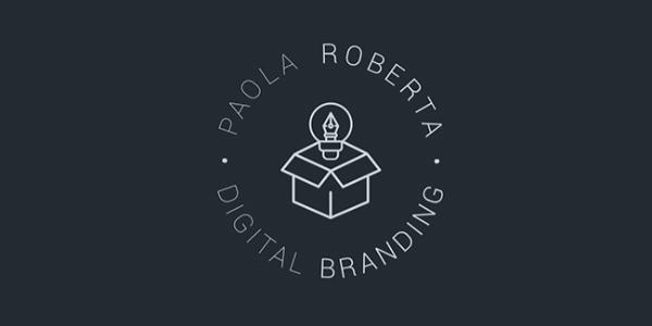 Logo - Identidade Visual - Paola Roberta by Paola Roberta