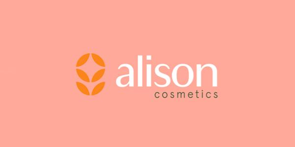 Logo - Alison Cosmetics Branding Identity by Joao Matheus de Barros