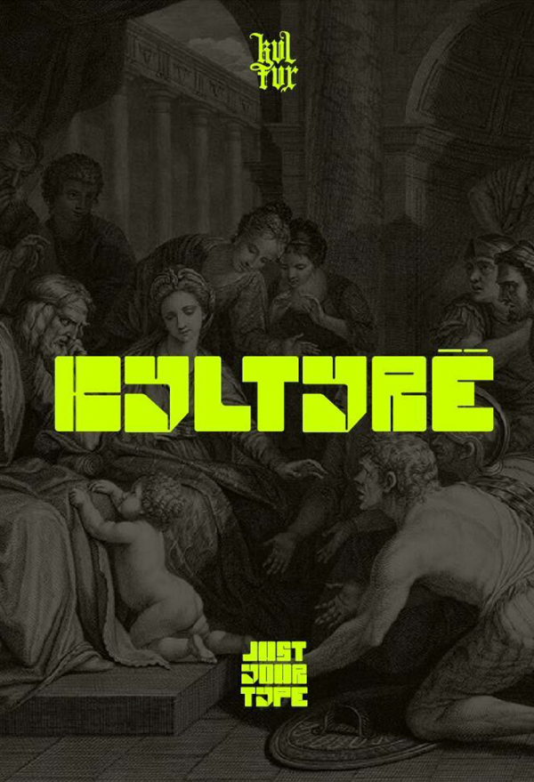 KYLTYRE Free Font