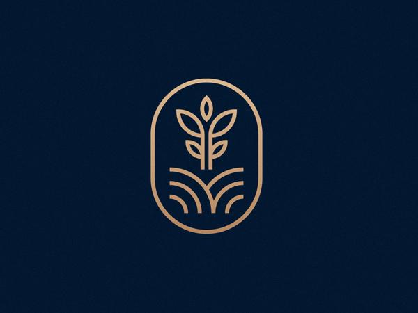 Ferment Organics Logo Design by Elif Kame?o?lu