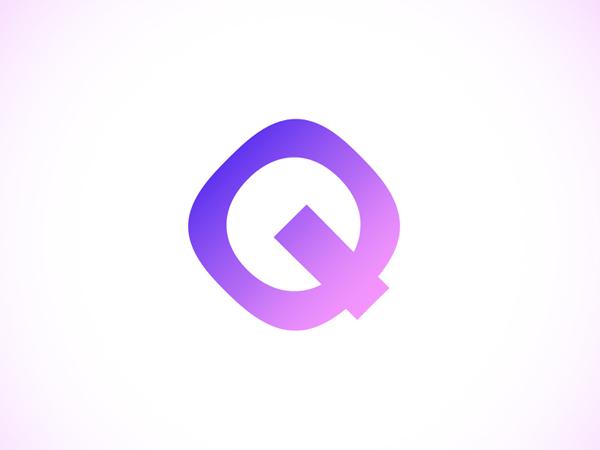 Letter Q Logo by Designer Farsi
