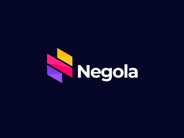 Negola Logo Design by Ashfuq Hridoy