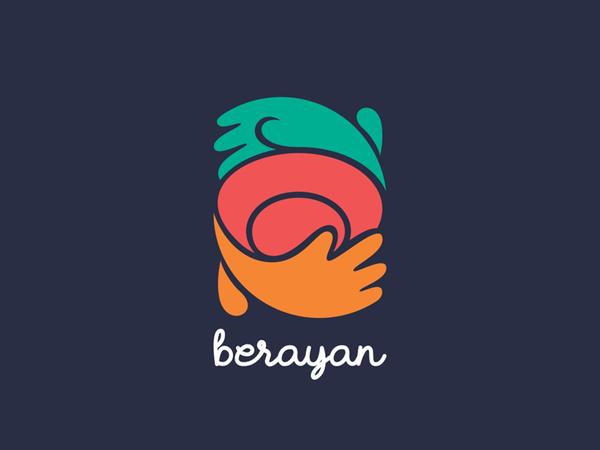 Berayan Abstract Logo by Sofiyantoro