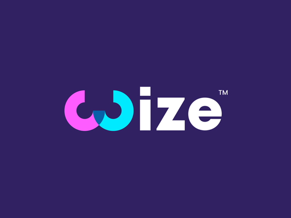 Wize Logo Design by Logorilla