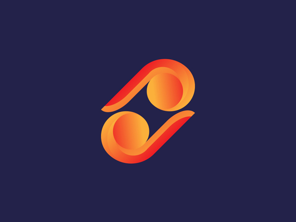 P+D Letter Logo Design by Arman Hossen