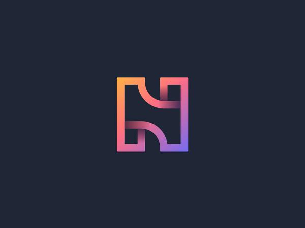 Nexhex brand logo design by Arif