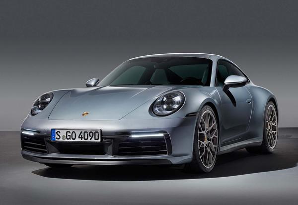 Porsche 911 Photo - 1