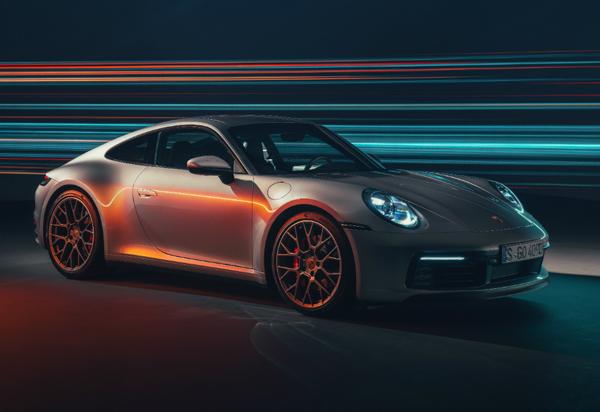 Porsche 911 Photo - 4