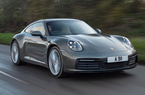 Porsche 911 Photo - 5
