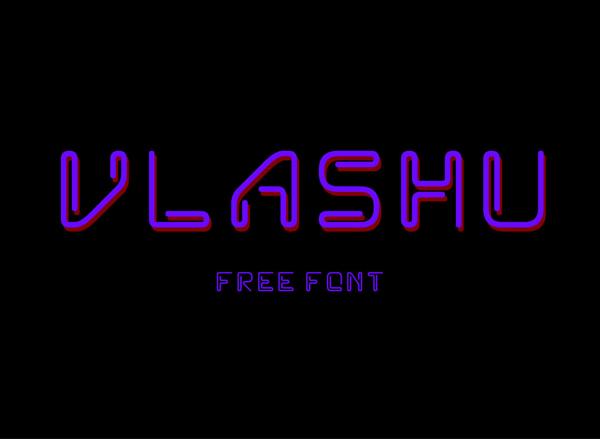 Vlashu Free Font