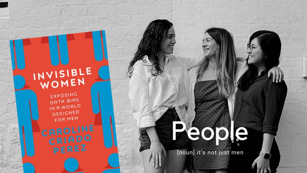 Cover photo. Gender-blind design, living in a world that is designed for men